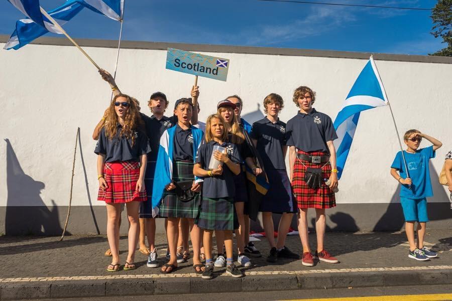 scotland-team-at-parade